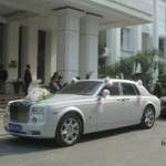 Ô tô - Xe máy - Dàn xe khủng trong đám cưới ở Thái Bình