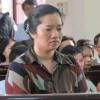 Tuyên tử hình vợ bí thư xã giết người