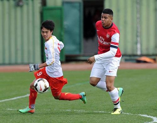 'U19 Việt Nam đá V.League sẽ bị chém gãy chân' - 1