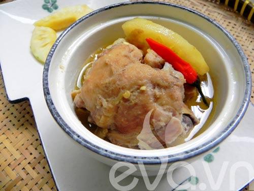 Đậm đà 3 món thịt gà kho - 6