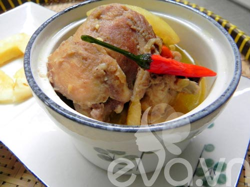 Đậm đà 3 món thịt gà kho - 5