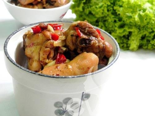 Đậm đà 3 món thịt gà kho - 3