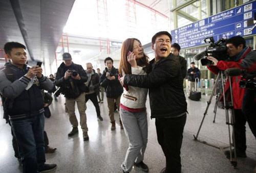 Máy bay Malaysia chở 239 người mất tích - 3