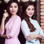 Thời trang - 8/3: Hot girl Việt làm điệu với áo dài!