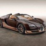 Ô tô - Xe máy - Cận cảnh siêu xe Bugatti Veyron Rembrandt Bugatti