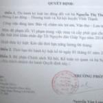 Tin tức trong ngày - Bình Định: Ăn chặn tiền quà Tết của trẻ em nghèo