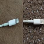 Công nghệ thông tin - Khách hàng của Apple đau đầu vì cáp lightning bị mòn