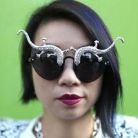 Ngắm dân sành để chọn kính cho mùa hè!
