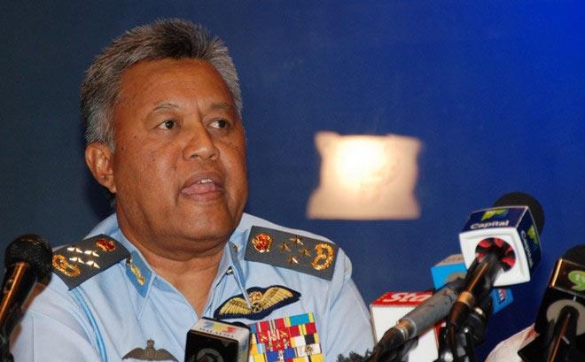 Máy bay Malaysia quay đầu trước khi biến mất - 1
