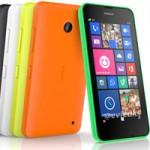 Thời trang Hi-tech - Nokia Lumia 630 xuất hiện với 5 phiên bản màu