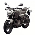 Ô tô - Xe máy - Honda CBR300R phiên bản naked bike lộ diện