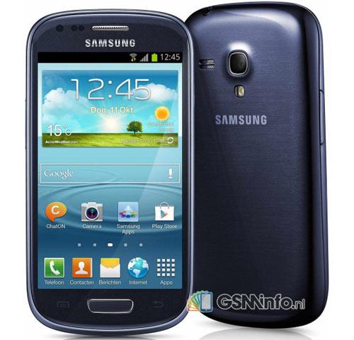 Samsung Galaxy S3 mini mới giá 5,2 triệu đồng - 3