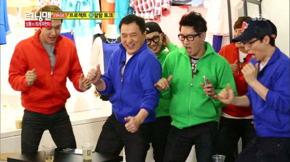 Thành Long làm ông bầu nhóm nhạc Kpop - 3