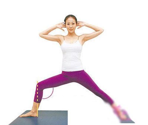 3 bài tập yoga cho vòng eo con kiến - 1