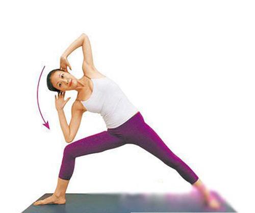 3 bài tập yoga cho vòng eo con kiến - 2
