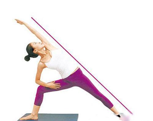 3 bài tập yoga cho vòng eo con kiến - 3