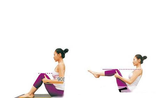3 bài tập yoga cho vòng eo con kiến - 4