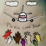 Tin tức trong ngày - Máy bay mất tích: Cầu nguyện cho điều kỳ diệu