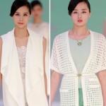 Thời trang - Mặc màu trắng đẹp như cô gái Trung Hoa