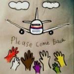 Thời trang Hi-tech - Xúc động tình cảm cộng đồng mạng dành cho Boeing 777