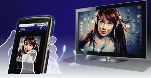 ALCATEL C9 biến TV thường thành TV thông minh - 3