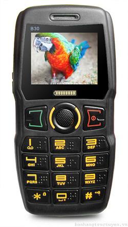 Top điện thoại siêu bền, pin khủng giá rẻ - 7