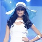 Thời trang - Thanh Hằng tinh khôi váy trắng ngày Hè