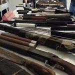 An ninh Xã hội - 141 bắt 3.900 đối tượng hình sự, thu 100 khẩu súng