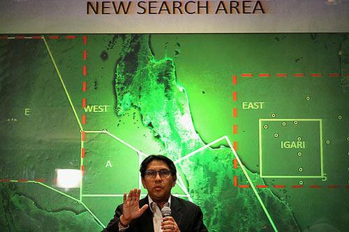 Malaysia che giấu thông tin máy bay MH370? - 2