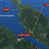 Malaysia: Thấy tín hiệu máy bay lạ gần Thái Lan