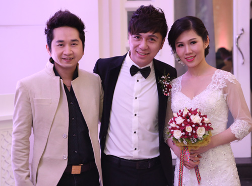 """Đám cưới """"kín tiếng"""" của Minh Vương M4U - 11"""