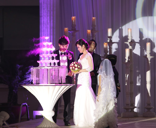 """Đám cưới """"kín tiếng"""" của Minh Vương M4U - 18"""