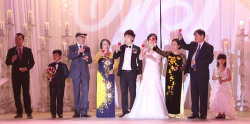 """Đám cưới """"kín tiếng"""" của Minh Vương M4U - 19"""