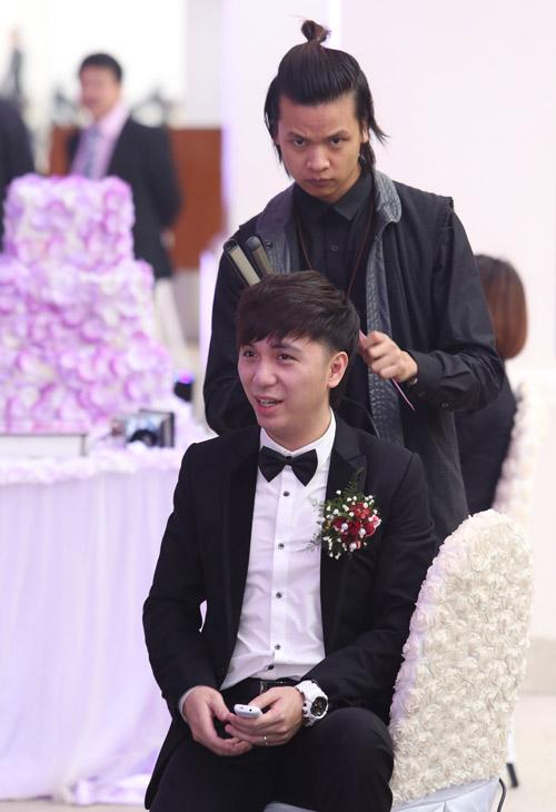 """Đám cưới """"kín tiếng"""" của Minh Vương M4U - 6"""