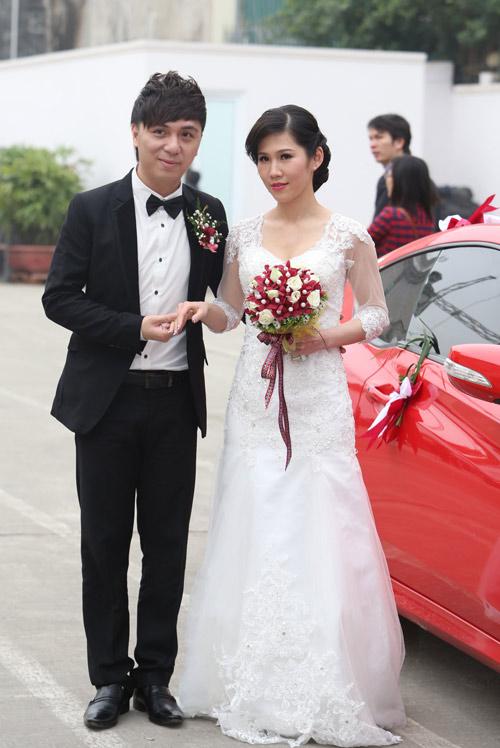 """Đám cưới """"kín tiếng"""" của Minh Vương M4U - 7"""