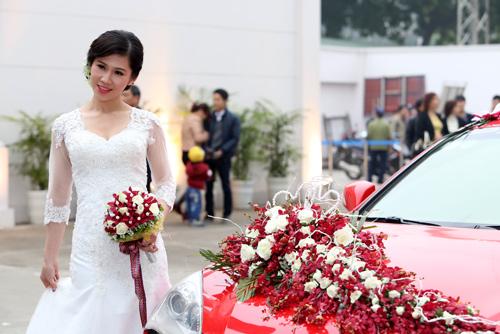 """Đám cưới """"kín tiếng"""" của Minh Vương M4U - 8"""