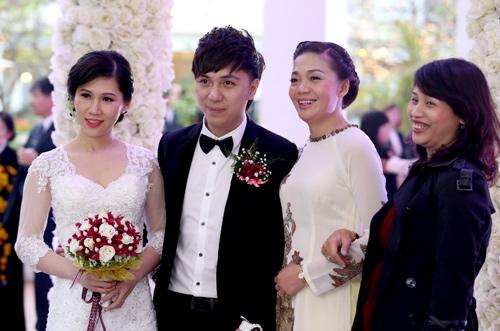 """Đám cưới """"kín tiếng"""" của Minh Vương M4U - 9"""