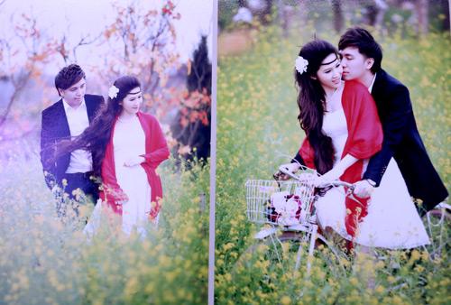 """Đám cưới """"kín tiếng"""" của Minh Vương M4U - 4"""