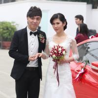 """Đám cưới """"kín tiếng"""" của Minh Vương M4U"""