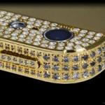iPhone 5 nạm vàng, kim cương giá triệu đô