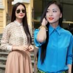 Thời trang - Phát ghen với loạt áo sơ mi của Ngô Thanh Vân