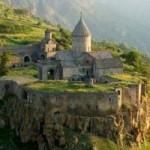 Du lịch - Vẻ đẹp huyền bí của tu viện trên cao nguyên