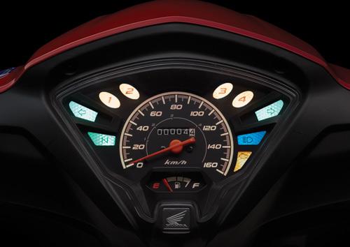 Cận cảnh Honda Wave 110 RSX mới giá 19,5 triệu đồng - 10