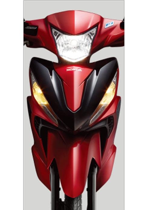 Cận cảnh Honda Wave 110 RSX mới giá 19,5 triệu đồng - 6