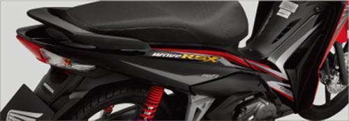 Cận cảnh Honda Wave 110 RSX mới giá 19,5 triệu đồng - 7