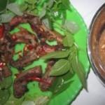 Ẩm thực - Món rắn mối miền quê Tây Nam Bộ