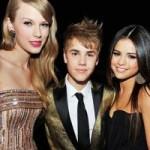 Ca nhạc - MTV - Taylor Swift cạch mặt Selena vì tái hợp Justin Bieber