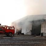 Tin tức trong ngày - Hỏa hoạn thiêu rụi nhà máy giấy trong KCN