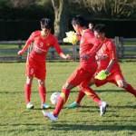 Bóng đá - U19 VN - U19 Coventry: Cân sức