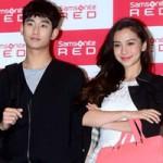Phim - Angela Baby rạng rỡ bên Kim Soo Hyun